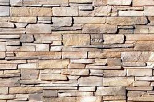Klesarstvo rambousek Dekorativni kamen