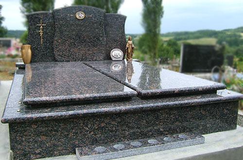 Klesarstvo Rambousek - Spomenici